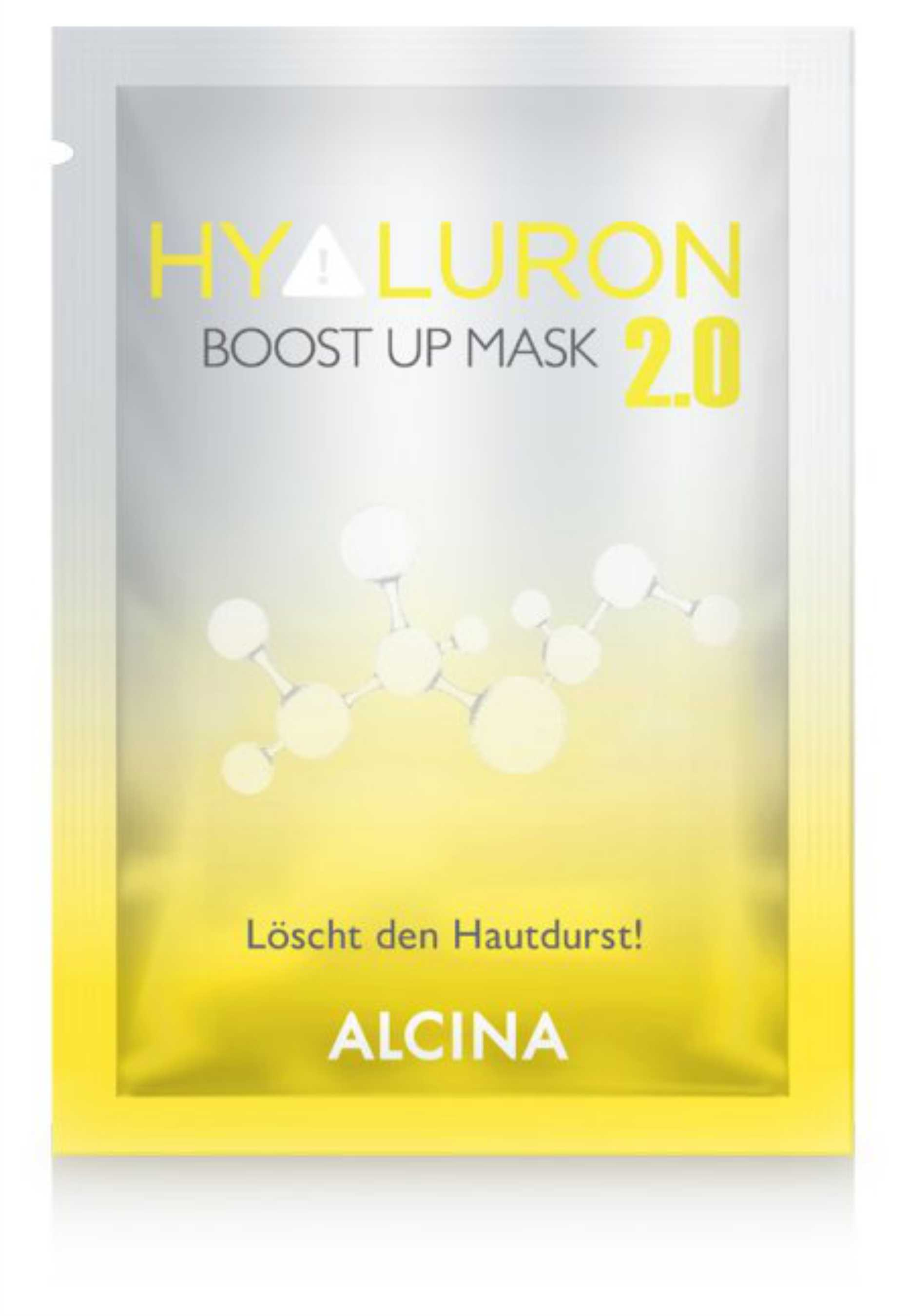 F39048 ALCINA Hyaluron 2 0 Boost up Mask